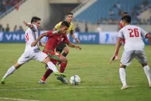 Thắng Oman 1-0, Việt Nam sớm lên ngôi vô địch