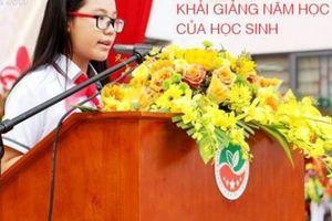 Bài phát biểu lễ khai giảng năm học mới của học sinh