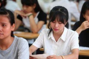 Trường ĐH đầu tiên ở phía Nam công bố điểm chuẩn