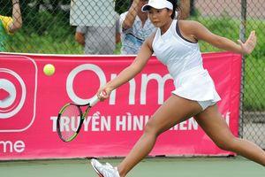 Tay vợt nữ Việt kiều vô địch U18