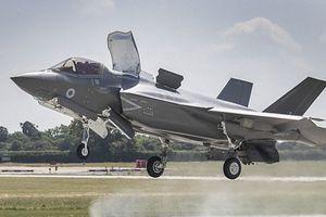 Dính 'bẫy tình', Không quân Anh lộ bí mật tiêm kích tàng hình F-35