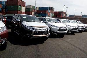 Mitsubishi Pajero Sport máy dầu giá 1,063 tỷ tại VN?