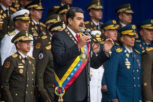 Hiện trường ám sát Tổng thống Venezuela Nicolas Maduro