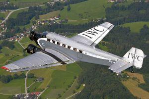 Rơi máy bay thời CTTG 2 ở Thụy Sĩ, 20 người thiệt mạng