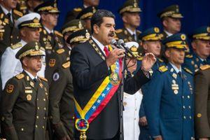 Tổng thống Venezuela Maduro nói gì sau khi bị ám sát 'hụt'?