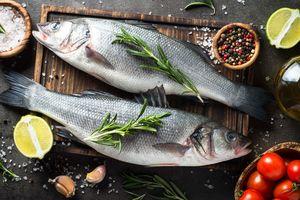 Khỏe nhờ ăn cá