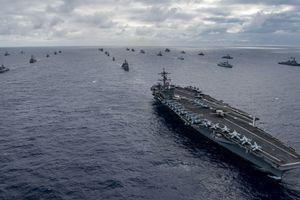 Tập trận chung ASEAN-Trung Quốc không mời Mỹ, Úc