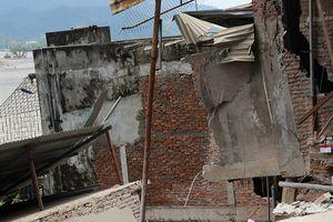 Thủy điện xả lũ, Hòa Bình cảnh báo sạt lở vùng hạ lưu sông Đà