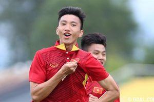 Văn Hậu lập siêu phẩm, Olympic Việt Nam thắng kịch tính Oman