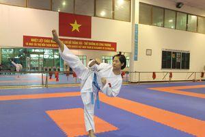 Karate Việt Nam kỳ vọng lại đoạt vàng ASIAD 2018