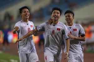 Siêu phẩm của Văn Hậu giúp U23 Việt Nam đánh bại U23 Oman