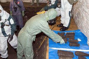 'Ông hoàng' vũ khí hóa học mất mạng vì bom xe