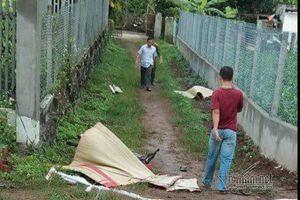 Tá hỏa phát hiện 2 thanh niên chết trên đường thôn lúc sáng sớm