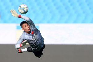 HLV Park Hang-seo sẽ dùng Bùi Tiến Dũng trong cuộc chạm trán U.23 Oman