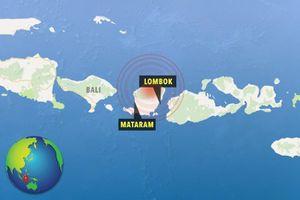 Cảnh báo sóng thần tại Indonesia vì động đất mạnh 7 độ richter