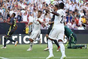 Những hình ảnh ấn tượng trận Real Madrid đè bẹp Juventus