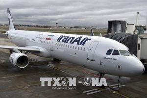 Iran tiếp nhận nhiều máy bay trước khi Mỹ nối lại trừng phạt