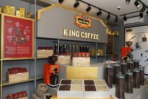 King Coffee xác lập thị trường riêng tại Tp. Hồ Chí Minh