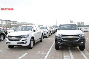 Ô tô nhập Thái và Indonesia tiếp tục tăng tốc