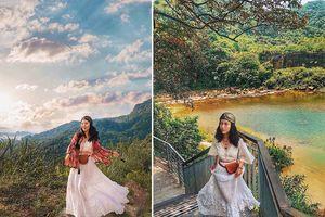 Hãy nhìn loạt ảnh mà hot girl Hà Trúc đi Đài Bắc, bạn sẽ hiểu vì sao nơi này cứ luôn 'hot' đối với giới trẻ
