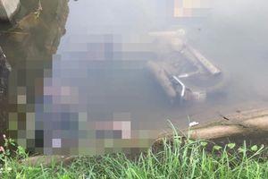 Bàng hoàng phát hiện hai thanh niên tử vong dưới mương nước sau khi đi ăn cỗ về