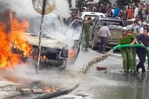 Dùng xe hút bể phốt chữa cháy ở Sa Pa: Lãnh đạo địa phương và chủ xe nói gì?