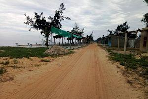Tiếp bài 'TX. Ba Đồn– Quảng Bình: Hàng loạt quán hàng xây dựng trái phép trên đất rừng phòng hộ': UBND thị xã chỉ đạo xử lý nội dung Báo TN&MT nêu
