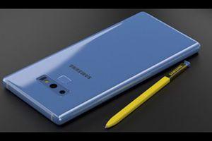 Siêu phẩm Samsung Galaxy Note 9 giá từ 25 đến 30 triệu đồng
