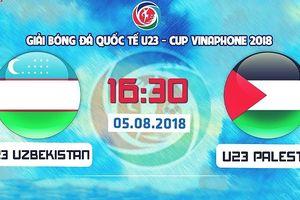 Xem trực tiếp Olympic Uzbekistan vs Olympic Palestine