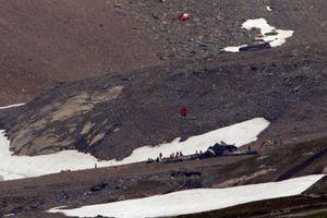 Vụ rơi máy bay tại Thụy Sỹ: 20 người thiệt mạng