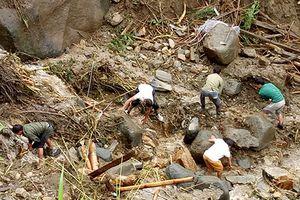 Mưa lũ càn quét Lai Châu: 8 người thương vong, 7 người mất tích