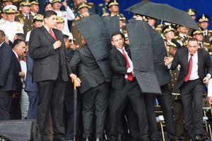 Tiết lộ bất ngờ sau vụ ám sát hụt Tổng thống Venezuela