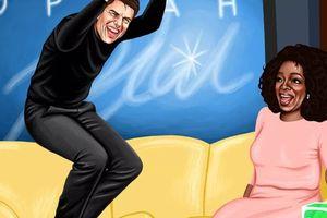 Từ một gã hề, Tom Cruise trở lại vị thế siêu sao như thế nào?