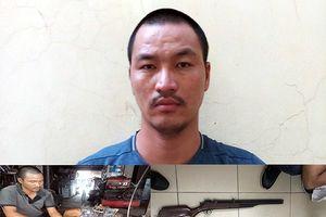 Công an huyện Quốc Oai triệt phá ổ nhóm trộm cắp thu nhiều súng các loại