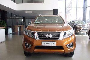 Giá xe Nissan tháng 8: Nissan Navara giảm giá 15 triệu đồng