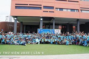 Caravan Thư viện 2030 lần 9 đến với ĐBSCL