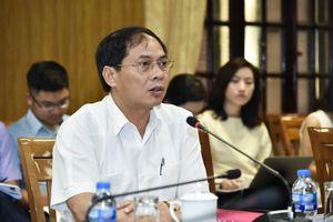 Cuộc họp lần thứ tư Ban tổ chức hội nghị WEF ASEAN