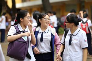 Điểm chuẩn các trường ĐH Hoa Sen, Văn hóa, TN&MT