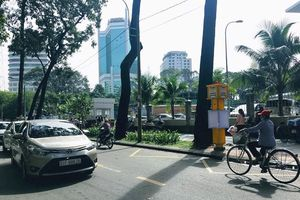 TP.HCM thí điểm 5 điểm đón taxi cố định