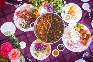 Thưởng thức buffet lẩu rau từ 99.000 đồng/khách tại Đà Lạt