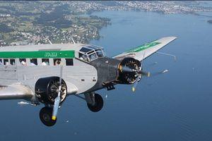 Máy bay cũ từ Thế chiến thứ 2 rơi ở Thụy Sỹ, tất cả thành viên tử nạn