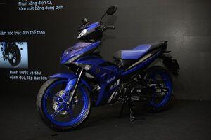 Yamaha Exciter trình làng phiên bản mới, thị trường xe côn tay nổi sóng