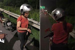 Điều tra vụ 2 vợ chồng nghi bị giật túi ngã bất tỉnh trên cao tốc Hà Nội – Bắc Ninh