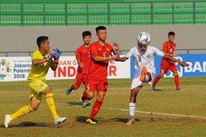 Chỉ hòa U16 Myanmar, U16 Việt Nam bị loại khỏi giải Đông Nam Á