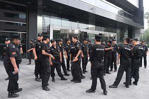 Cảnh sát Trung Quốc ngăn biểu tình vụ lừa đảo sàn cho vay trực tuyến