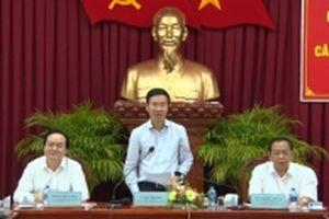 Khảo sát kết quả 5 năm thực hiện Nghị quyết 29 tại Cần Thơ
