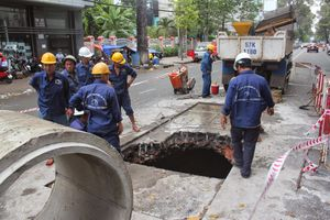 Khẩn trương triển khai dự án nâng cấp đường Bến Bình Đông