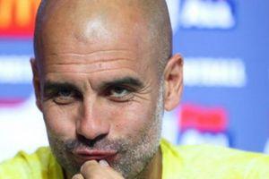 Man City đoạt Siêu cúp Anh, Guardiola gọi Aguero là 'Người đặc biệt'