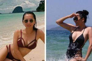 MC Kỳ Duyên và những lần khoe ảnh bikini gây 'sốt mạng'
