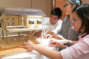 Điểm chuẩn 2018: Đại học Kiến trúc TP HCM